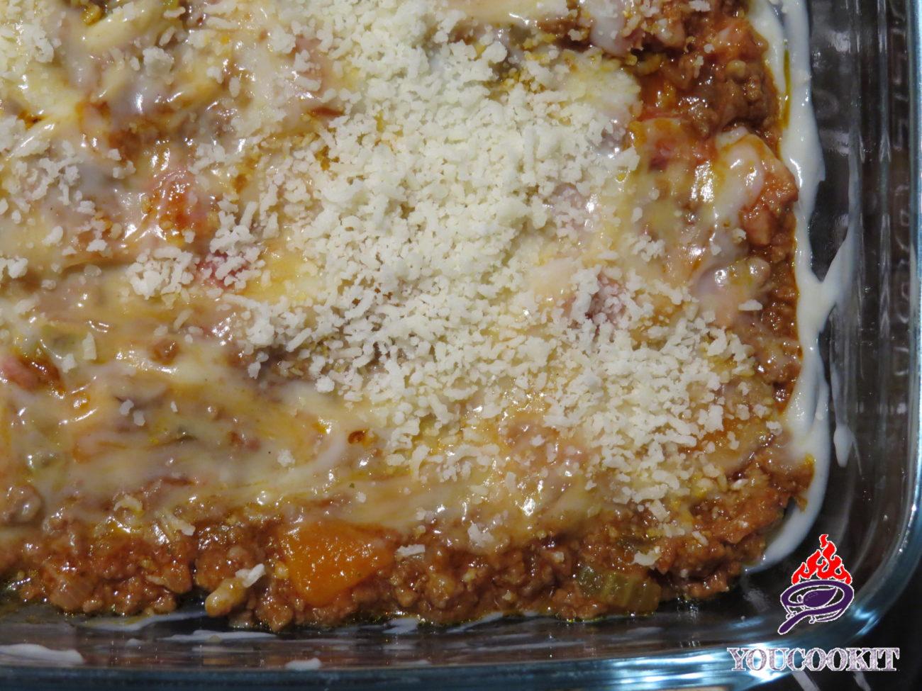 Lasagne Alla Bolognese Youcookit
