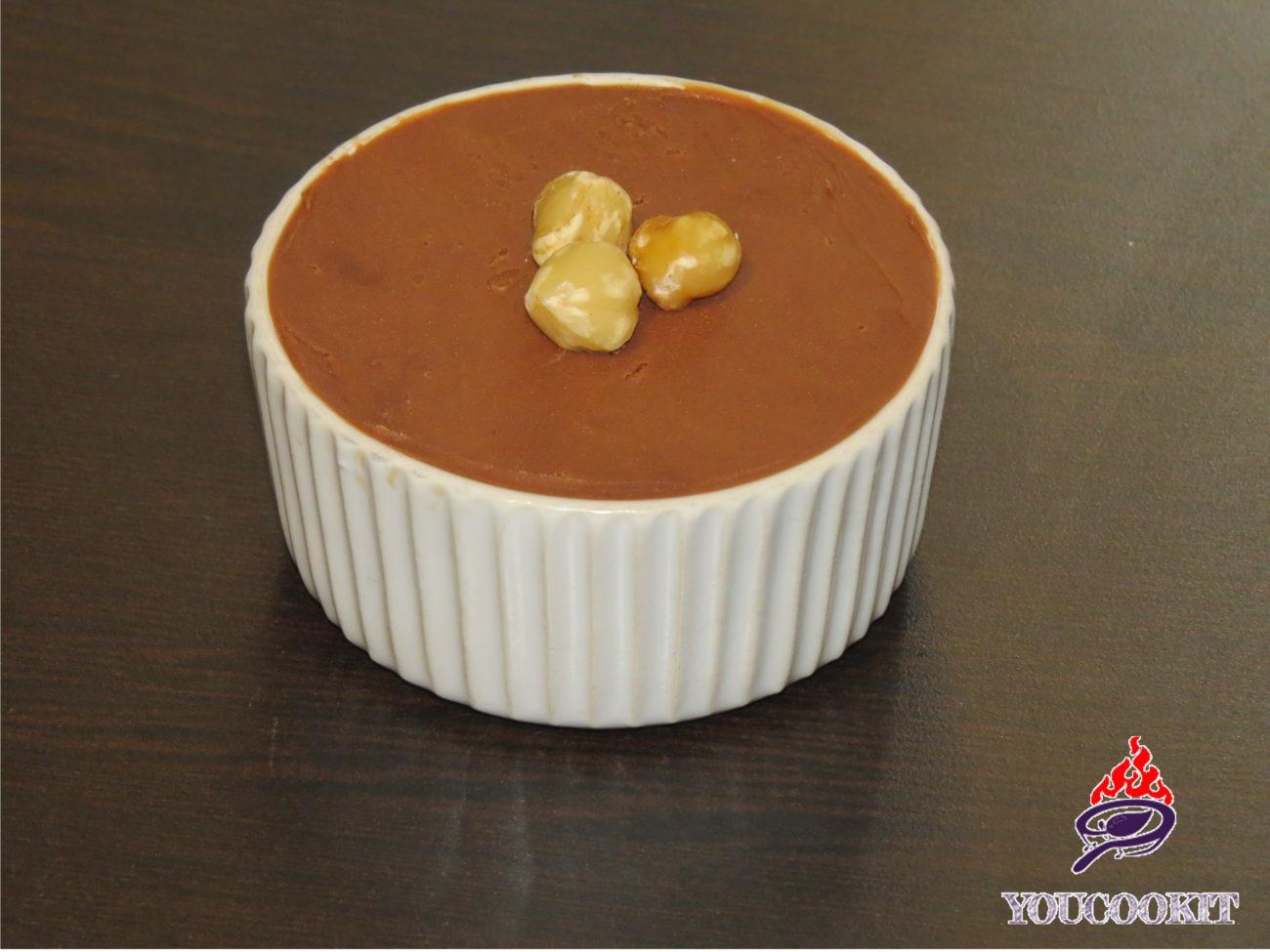 Ganache al cioccolato al latte
