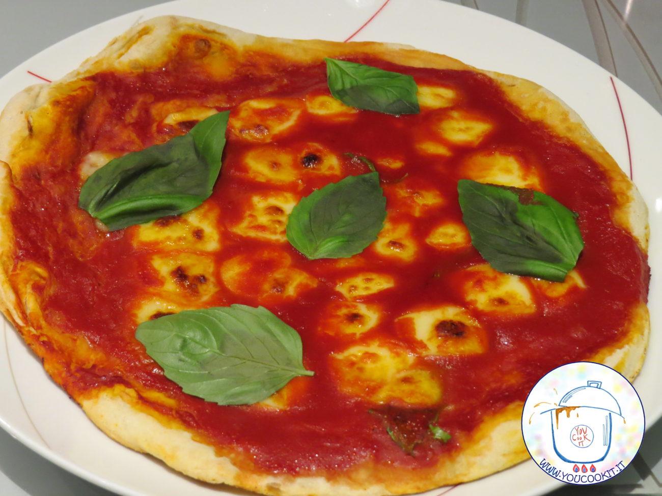 Pizza in padella e grill